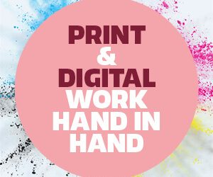 Digital vs Print. Which should your business use?