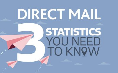 Direct mail: 3 statistics you need to know